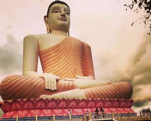 10 TAGE SCHWEIGERETREAT IN EINEM BUDDHISTSICHEN ZENTRUM – SRI LANKA